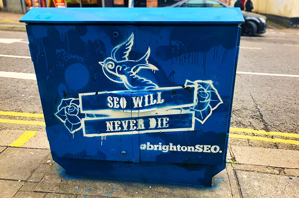 What we learned at the Brighton SEO event